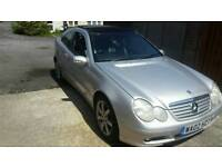 Mercedes coupe sport