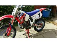 Cr250 super EVO 1993