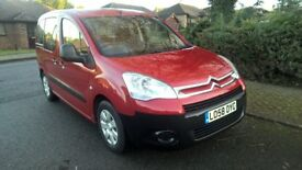 2009 Citroen Berlingo Multispace VT 1.6 HDi 90 5 Door MPV, Full S/Hist, PX CLEARANCE SALE