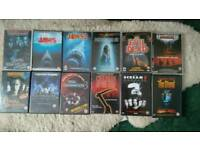 Halloween/ All sorts DVD'S job lot 165 DVD'S