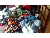 Boys baby 0-3 clothes