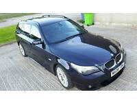 BMW 520D M SPORT TOURING AUTOMATIC