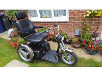 TGA Supersport Mobility Scooter New Batteries 3 Month Warranty