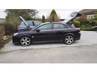 Vauxhall Vectra sri breaking for spares 57 plate