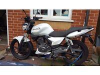 2012 125cc Generic Worx (White)