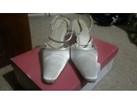 Classic Rainbow bridal shoes