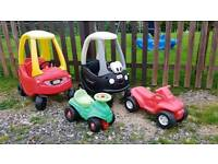 Little Tikes Outdoor Toys Cosy Coupe