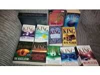 12 Stephen King books
