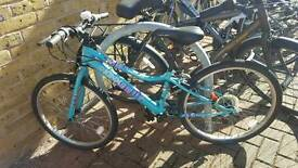 Junior mbt bike
