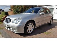 Mercedes C180 K ,1 owner,Full service history,Clean car,Cheap car