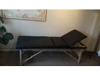 NEW massage table deckchair portable foldable