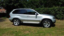 2005 BMW X5 3.0D SPORT AUTO #NOT MERCEDES NIVARA L200 SHOGUN WARRIOR RANGE ROVER 530D