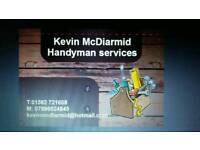 Kevin mcdiarmid handyman services