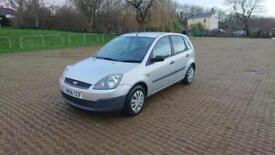 FORD FIESTA 1.25 Studio 5dr - Cheap to insure (silver) 2006