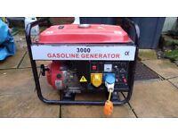 Petrol generator 6.5hp 4 Stroke