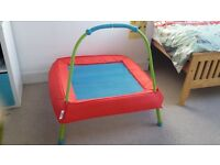 ELC junior trampoline for sale, great condition