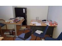 ***OFFICE & COLLEGE FURNITURE FOR SALE 1 MIN WALK TO ALDGATE EAST STATION***