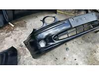 Jaguar x type front bumper
