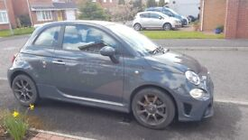 2017 Abarth 595 1.4 T-Jet 3dr - Option payment of £250 Monthly - QUICK SALE WANTED