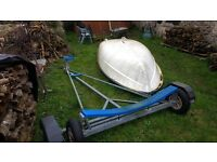 Skipper sailing dinghy free for collection in Normandy