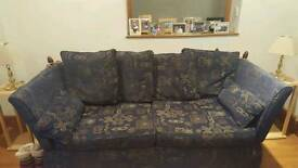 Sofa and 2 armchairs. Great condition.