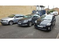 TOYOTA PRIUS PCO CAR HIRE £220 PER WEEK FULLY COMP INSURANCE PRIUS PCO RENTAL LOW DEPOSIT