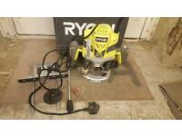 ryobi electric plunge router