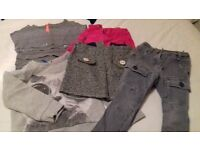 Next girls age 3 clothes on good condition