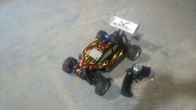 RC NITRO 1:10 SCALE ACME BUGGY THAT HAS BEEN TESTED AND TUNED BY US VERY FAST