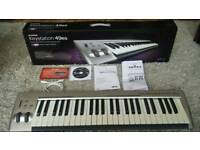 Midi Keyboard Keystation 49es
