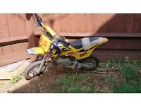 Mini dirt bike SSTC