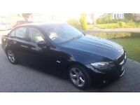 BMW 3 Series 2.0 320d EfficientDynamics 4dr, 78MPG, £20 a year tax, SAT NAV, BLUETOOTH, FULL IDRIVE