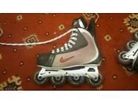 Nike hockey skates size 8.5