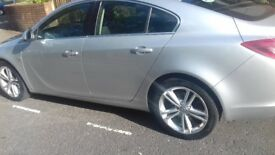Immaculate Insignia.EcoTech.FSH.1 Year MOT (2.0 Cdti auto).Timing belt,Water Pump changed. And more