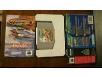 N64 BOXED HYDROTHUNDER