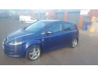 SEAT ALTEA STYLANCE 5DR 2006 2.0 TDI AUTO DSG WITH SPORT MODE - 69000 MILES