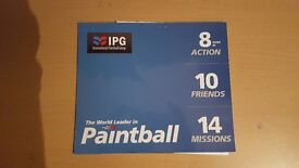 20 paintball tickets Bargain package (£200)