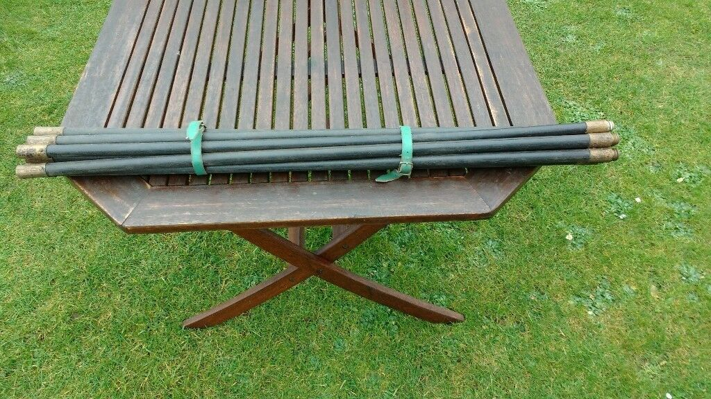 Drain rod set 10off Screwfix