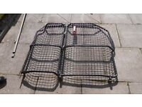 Ford transit connect bulkhead cage