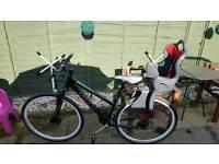 nishiki xc3 hybrid bike