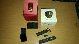 LG smart watch w100, hardly used