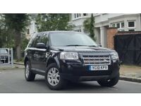 Land Rover Freelander 2 SUV (2010) 2.2 TD4e XS 4WD 5dr - Smart and Spacious All-Rounder