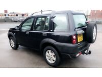 Land Rover freelander 2001 x 2.0 td4 diesel 10 months mot gs model drives excellent bargain