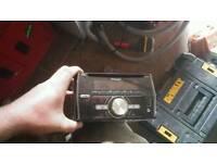 Pioneer double radio