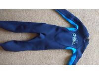 O'Neill wetsuits, ages 3 and 6