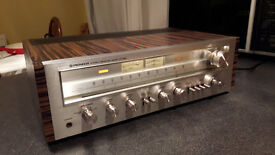 Vintage Pioneer SX-650 Stereo Receiver Full Working Order Good Condition £140 OVNO