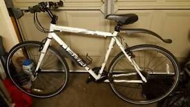 Claude Butler 200 urban hybrid bike