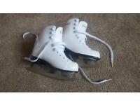 Size 4.5 ice skates
