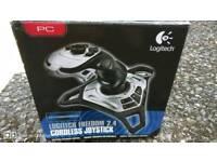 Logitech joystick USB