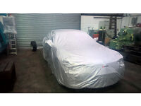 BMW Coupe fitted car cover